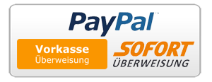 Paypal sofortüberweisung Vorkasse