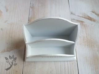 visitenkartenst nder visitenkartenbox visitenkartenhalter shabby. Black Bedroom Furniture Sets. Home Design Ideas