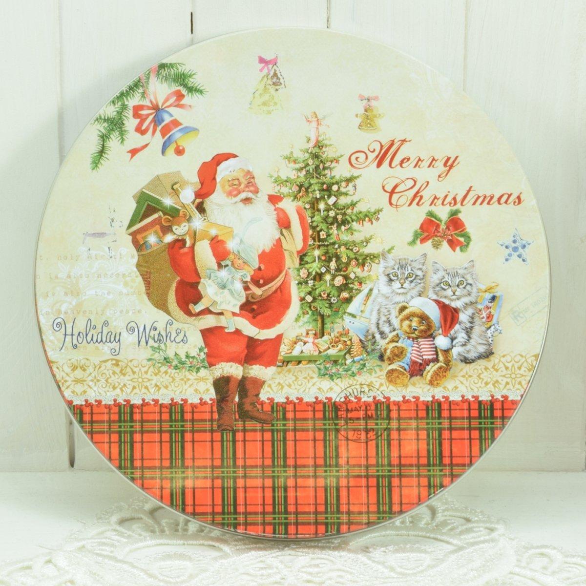 Blechdosen Vorratsdose Gebäckdose Blechdose 6er Dose Retro Weihnachten Nostalgie
